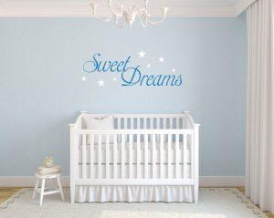 Exclusive-Muursticker-Sweet-Dreams