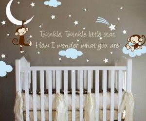 Exclusive-Muursticker-Twinkle-Little-Star