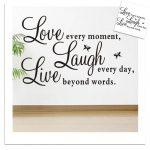 Muursticker-Live-Laugh-Love-1