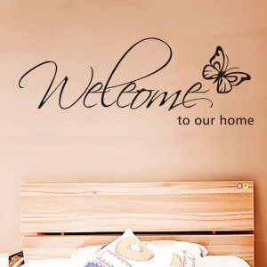 Muursticker-Welcome-to-our-Home-5