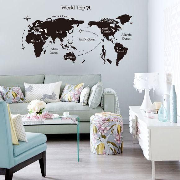 Muursticker-World-Trip-1