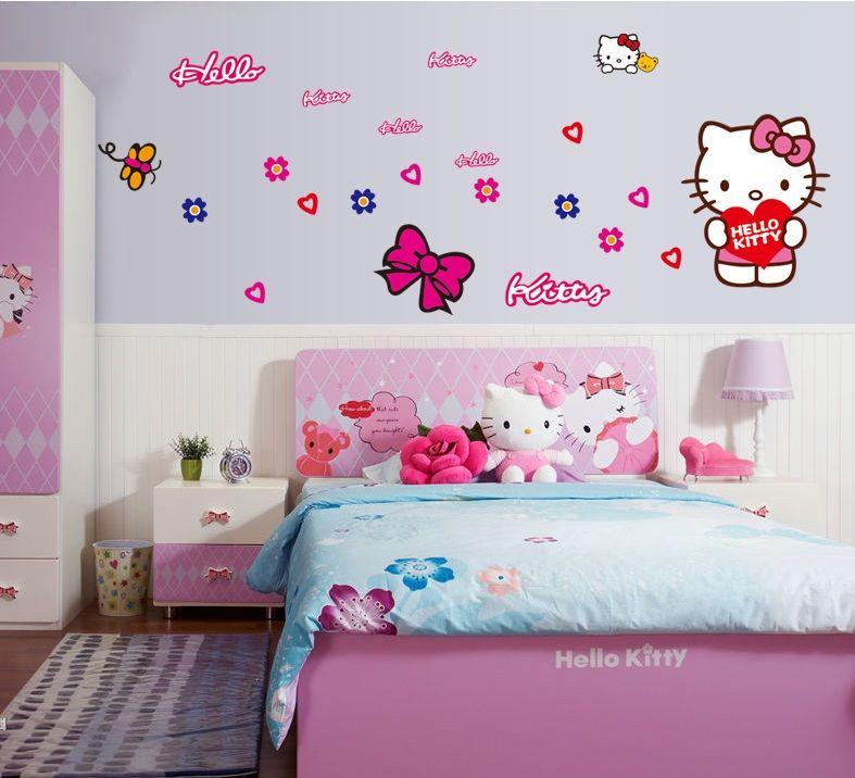 Muurstickers-Hello-Kitty-3