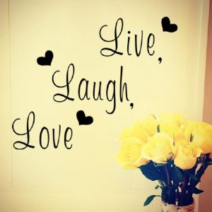 Muurstickers-Live-Laugh-Love-3