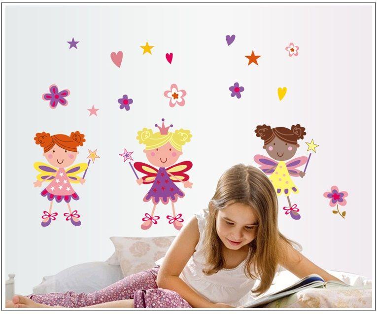 Home / Muurstickers Babykamer Kinderkamer / Muursticker Meisjes