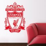 Muursticker Liverpool
