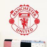 Muursticker Manchester United