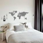 Muursticker Wereld (1)