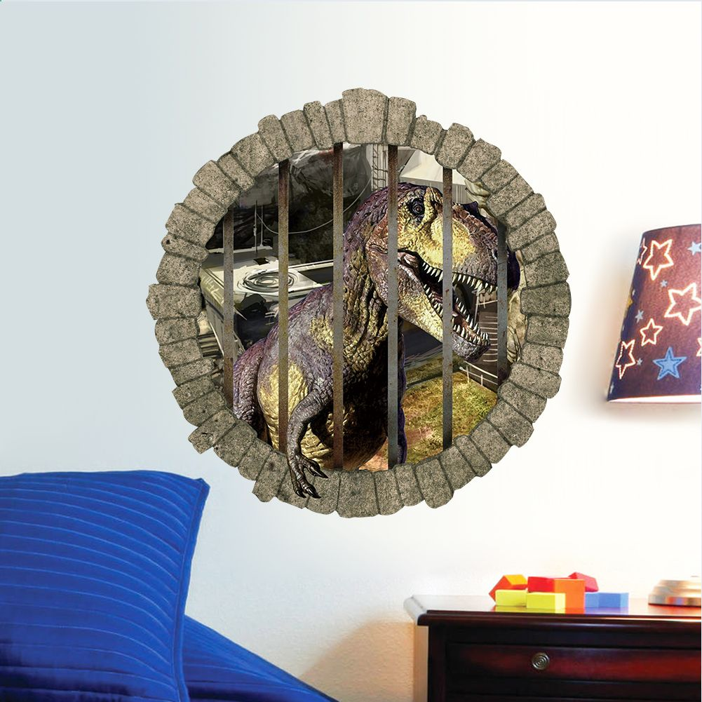 Muursticker Dinosaurus 1