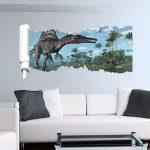 Muursticker Dinosaurus 5