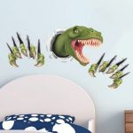 Muursticker Dinosaurus 8